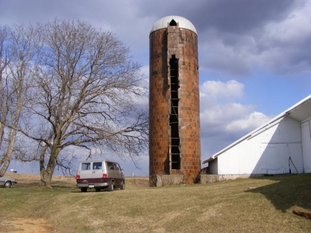 tile silo